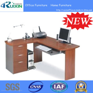 2017 Hotsale L Shape Office Furniture with Cabinet Rx-B2303