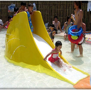 New Fibrglass Cartoon Water Slide for Kids (ZC/CW/AQ1) pictures & photos