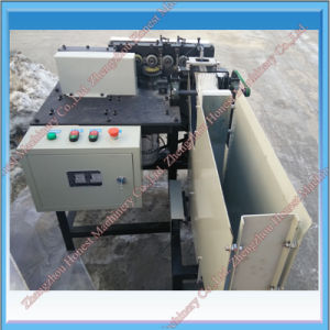 Ice Cream Stick Chamfering Machine / Automatic Round Bar Chamfering Machine pictures & photos