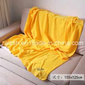 Exported to Europe Fleece Blankets 490g pictures & photos