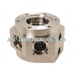 Brass Forging /Machining Part/CNC Machining/ Machinery Part/ Valve Part pictures & photos