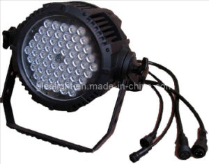 60*3W RGBW/a & RGBWA LED High Power Waterproof Outdoor Multi PRO PAR64 Light / Disco TV Theatre Lighting/ IP65