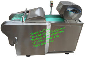 Multifunctional Tobacco Kelp Cutter/Kelp Strip Cutting Machine pictures & photos