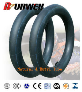 Motorcycle Natural Rubber Tube 110/90-16 110/90-17 pictures & photos