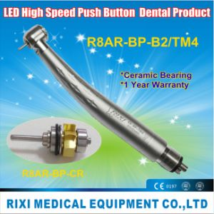 LED High Speed Push Button Dental Product