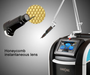 Picosecond Laser Q Mode Face Beauty Salon Equipment Same Like Cynosure Laser pictures & photos