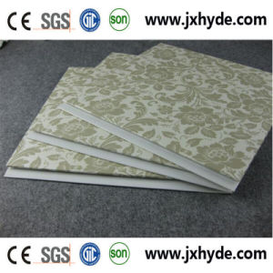Wall Paper Color PVC Wall Panel Lamination Panels Building Material pictures & photos