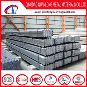 Ea Ua Hot DIP Galvanized Steel Angle pictures & photos