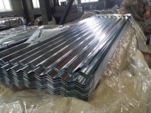 Galvanzied Corrugated Steel Roofing Sheet Galvanized Steel Sheet pictures & photos