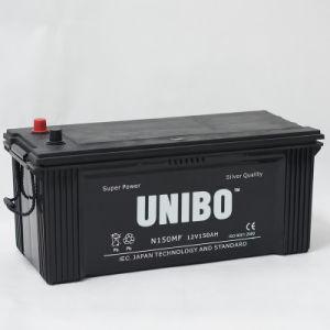 Car Battery  Auto Battery Mf N150 12V150ah High Performance JIS 150 Car pictures & photos