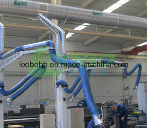 High Quality Ventilator Support Arm/Fume Extraction Arm for Smoke Suction System pictures & photos