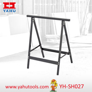 Foldable Simple Steel Metal Sawhorse pictures & photos
