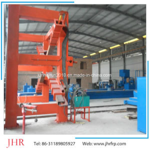 Semi Automatic FRP GRP Pipe Machine Pipe Machinery pictures & photos