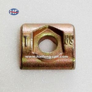 Mitsubishe Standard Rail Clips for Elevator Guide Rail pictures & photos