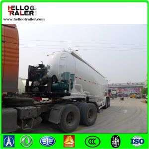 High Quality Bulk Cement Tank Trailer for Dubai pictures & photos