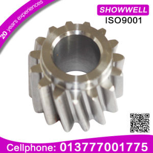 Custom Steel Spur Precision Transmission Bevel Gear for Conveyor Rollers, Motorized Pulleys Planetary/Transmission/Starter Gear pictures & photos