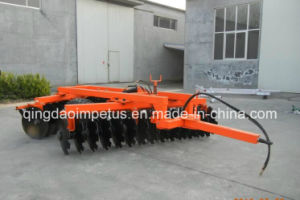 Orange Color Heavy Duty Disc Harrow Hot Selling in New Zealand pictures & photos