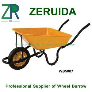Galvanized European Hot Sale Wheel Barrow pictures & photos