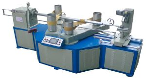 Medium Size Paper Tube Machine HD-120b