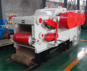 Drum Type Wood Chipper / Wood Chips Making Machine CE Approved pictures & photos