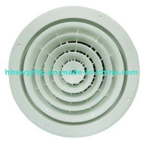 Round Ceiling Diffuser/Aluminium Circleceiling Ciffuser pictures & photos
