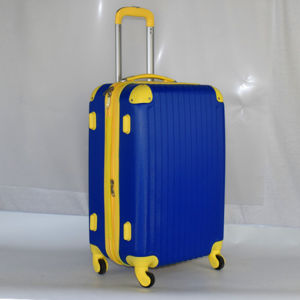 2017 Fashion ABS Trolley Travel Luggage Set pictures & photos