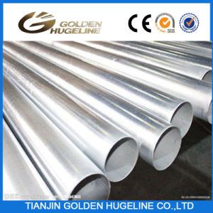 Black ASTM A106 Gr. B Sch40 Seamless Steel Pipe pictures & photos