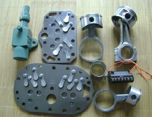 Refrigerate Compessor Parts pictures & photos