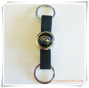 Promotion Fashion Metal Car Keychain (PG03086) pictures & photos