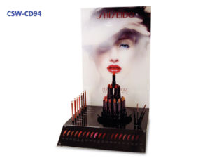 Acrylic lipstick counter display stands(CSW-CD94)