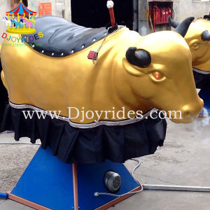 Amusement Park Bull Ride, Walking Animals Ride for Sale (DJ8798kgd) pictures & photos