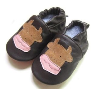 2014 New Design Leather Baby Shoes pictures & photos