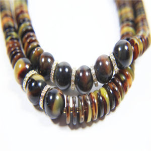 New Design Resin Beads Fashion Jewellery Necklace pictures & photos