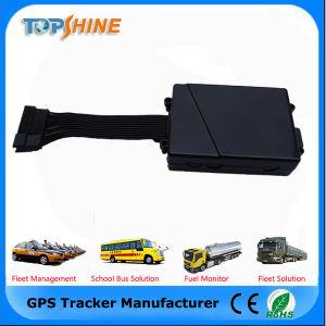 Fuel Sensor/Movement Alert Motorcycle/Vehicle Fleet Managment GPS Tracker Mt100 pictures & photos