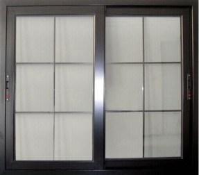 Fashionable Aluminum Sliding Window