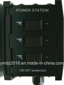 Powercon Power Station/Power Splitter/Power Distribution pictures & photos