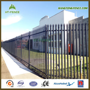 Powder Coating Palisade Fence (HX-1533) pictures & photos