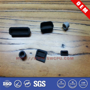 Silicone Rubber Hexagon Dust Seal Stopper/Grommet (SWCPU-R-S026) pictures & photos
