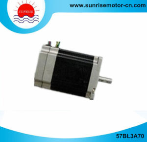 57bl3a70-36VDC NEMA23 0.4n. M 125W 3000rpm Brushless DC Motor pictures & photos