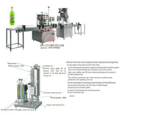 Sparking Drink Product Machinery pictures & photos
