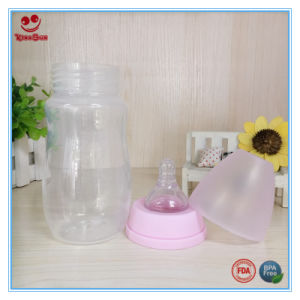 New 240ml Newborn Baby Feeding Bottle with Nipple pictures & photos