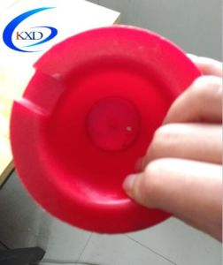 OCTG Thread Protectors for Drill Pipes with Red Color pictures & photos