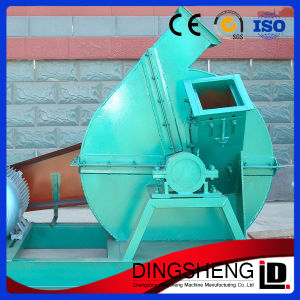 Portable and Easy Control Wood Crusher Machine for Sale pictures & photos