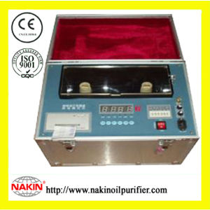 Iij-II Bdv 60kv Insulation Oil Tester pictures & photos