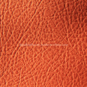 Anti-Hydrolysisfurniture PVC Leather (QDL-FV051) pictures & photos