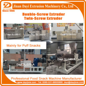 Corn Flakes Breakfast Cereal Machine in 200kg/H pictures & photos