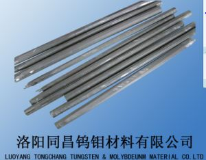High Quality Pure Tungsten Rod >99.95% pictures & photos