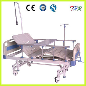 Three-Crank Hospital Orthopedic Traction Bed (THR-TB322) pictures & photos