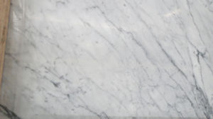 Hight Quality Bianco Carrara White Marble, Marble Tiles and Marble Slabs pictures & photos