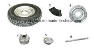 Wheel Assy for Tricycle Spare Parts (SP-SP-07) pictures & photos